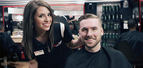 Sport Clips Haircuts of Pensacola - 9 Mile Road Haircuts